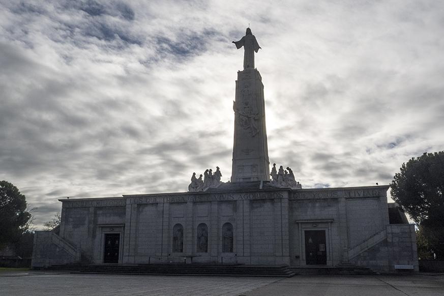 Cerro de los Angeles - Sagrado Corazon