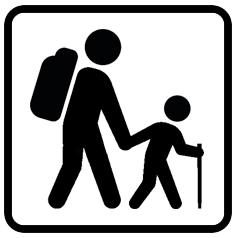 Apto para familias con niños/as