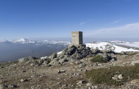 Cumbre del Nevero & Peñalara