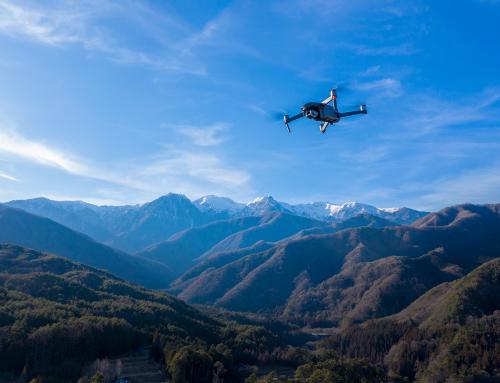 Aerofotografía y Naturaleza: fundamentos