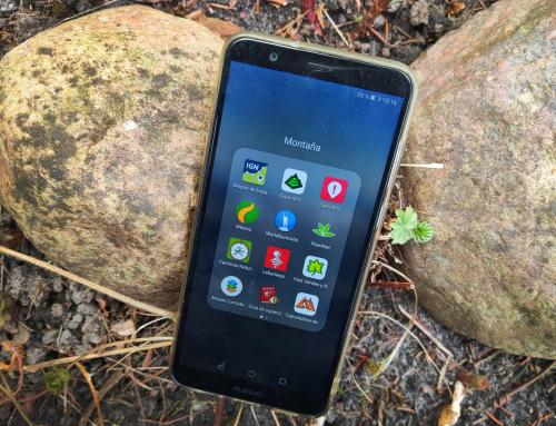 Apps en tu móvil para salir a la montaña