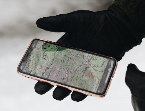 Tu smartphone como GPS